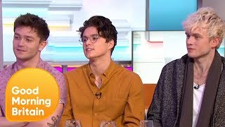 The Vamps on James McVey's I'm a Celeb Journey | Good Morning Britain