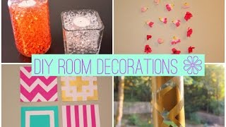 DIY Affordable and Adorable Room Decor! Thumbnail