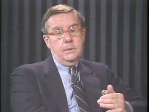 Conversations with History: William Pfaff