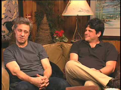 """Nick Griffin & Marc """"Skippy"""" Price on Howie's Late Night Rus"""