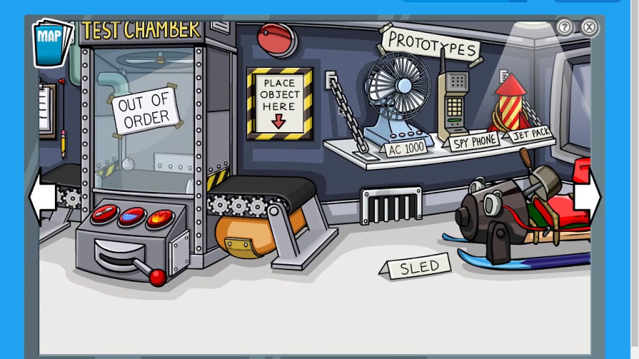 club penguin rewritten psa missions 4 avalanche rescue [ 1280 x 720 Pixel ]