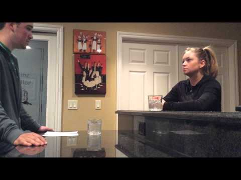 Interview With Waitress