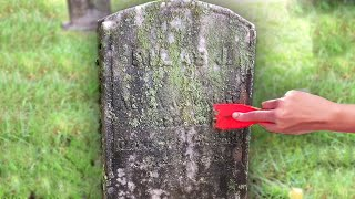Why I Clean Graves