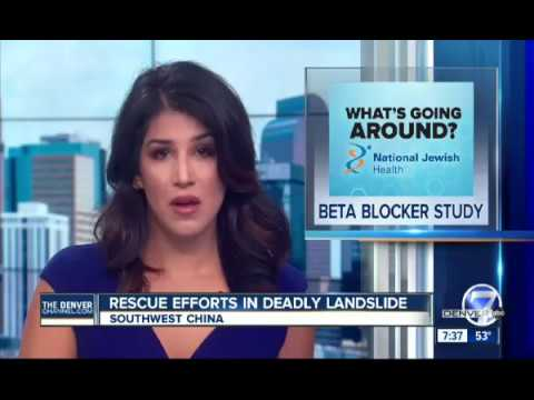 Heart Attack Patients & Beta Blockers