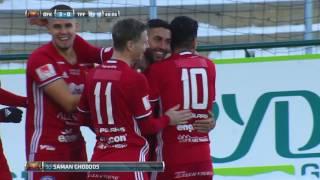Höjdpunkter: ÖFK till cupsemi efter säker seger - Ghoddos med konstmål. - TV4 Sport