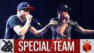 �������� ���� ALEM & SKILLER (SPECIAL TEAM) | Grand Beatbox TAG TEAM Battle 2016 | Elimination ������