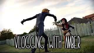 Vlogging with Amber | Colossalcon 2016