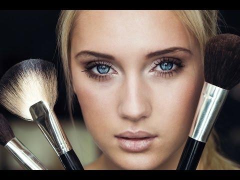 Праздничный макияж от Дарьи Пынзарь за 15 мин.