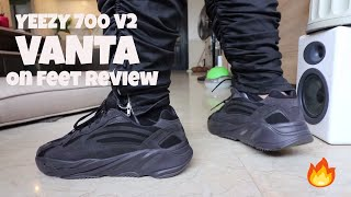 YEEZY 700 V2 VANTA PROS AND CONS (+ON FEET REVIEW)
