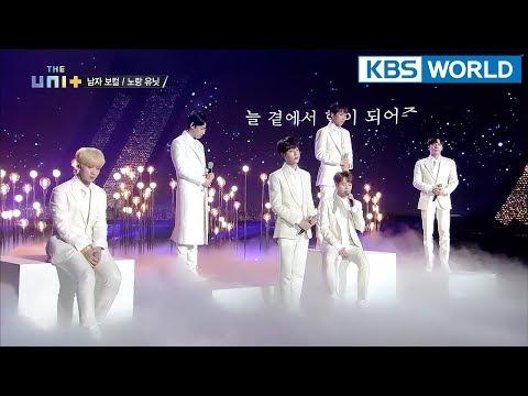 Free Download Male Vocal Unit Yellow - U R (original: Taeyeon) [the Unit/2018.01.24] Mp3 dan Mp4