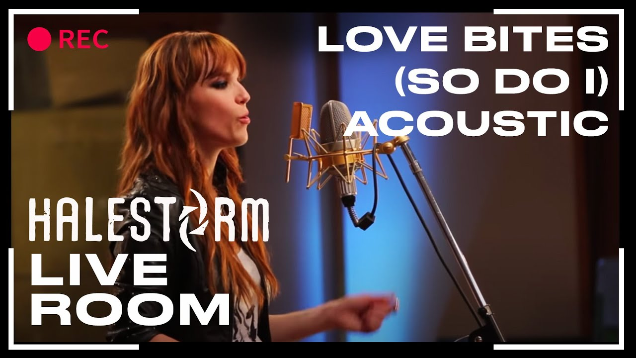 Halestorm In The Live Room Songs