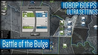 Battle of the Bulge Gameplay PC HD [1080p 60FPS]