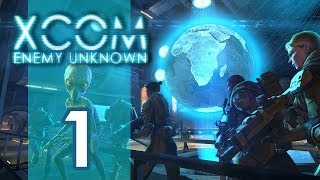 XCOM: ENEMY UNKNOWN | #1 | Das geht ja gut los...