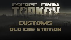 PMC Customs exit 'Old Gas Station' | Escape From Tarkov