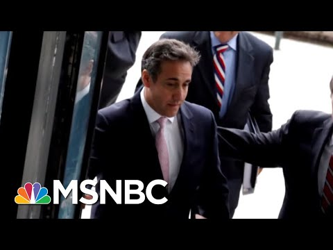 What Michael Cohen's Subpoena Means For The Russia Probe | Velshi & Ruhle | MSNBC