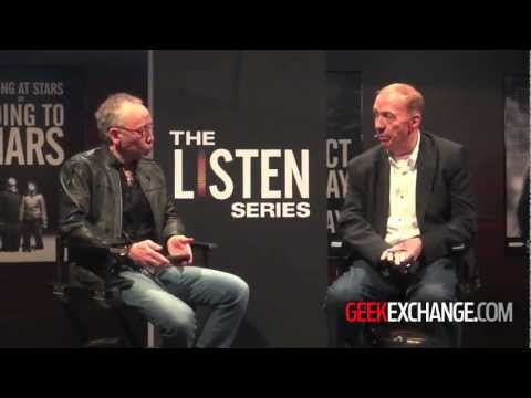 CES 2013: Beatles album Engineer Geoff Emerick interviewed at CES 2013 - GeekExchange.com