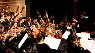 Mahler 5., Junge Philharmonie, Dirigent Michael Lessky, 2.Teil
