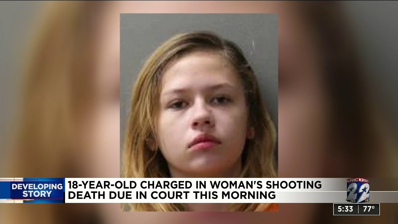 Arrest Made In Shooting Death of 20-year-old Disabled Woman While Sleeping