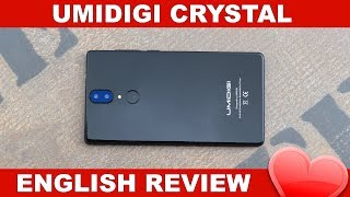 umiDigi Crystal Review: Pros and Cons! (English)