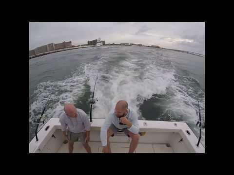 Deep Sea Fishing Orange Beach, AL 2018