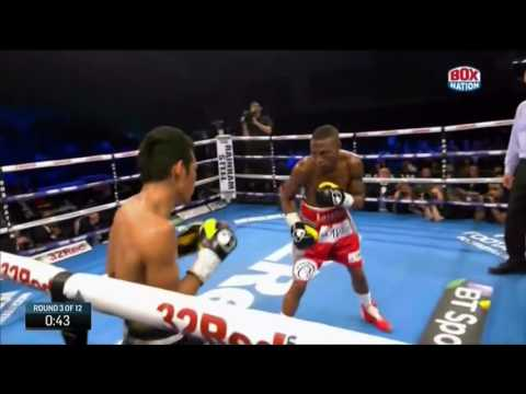 Arthur Villanueva vs. Zolani Tete- Vacant WBO Bantamweight Title