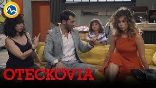 OTECKOVIA - Sisa sa pobila s tehotnou Simčou