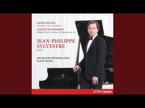 Rhapsody on a Theme of Paganini, Op. 43: Var. 24, A tempo un poco meno mosso
