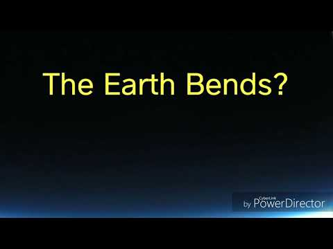 The Earth Bends? Balloon Footage of Flat Earth