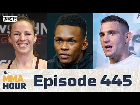 The MMA Hour Live -- August 6, 2018