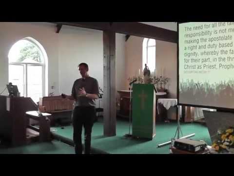 Yelverton Mission Week - Rev Jonathan Stewart