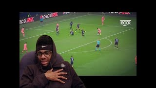 I HAD TO WALK OFF!! OUSMANE DEMBELE SKILLS REACTION