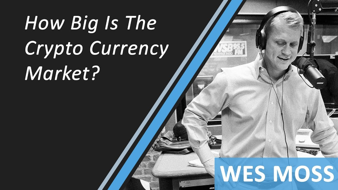 How Big Is The Crypto Currency Market?
