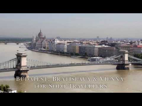 Riviera Travel - Budapest, Bratislava & Vienna for Solo Travellers