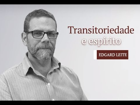 Sobre transitoriedade e eternidade