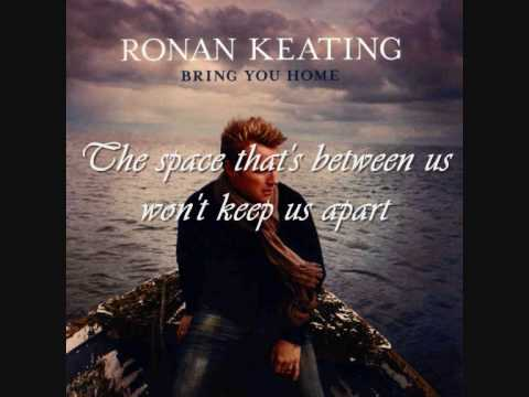 Ronan Keating - Just when I'd given up dreaming mp3 letöltés
