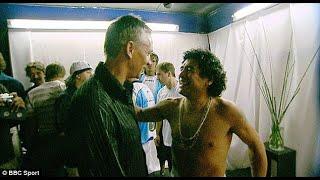 When Lineker Met Maradona