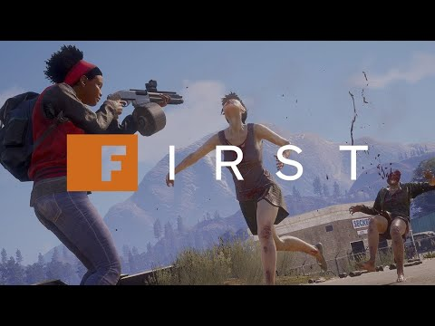 22 Minutes of State of Decay 2 Solo Mission Gameplay [4K] - IGN First