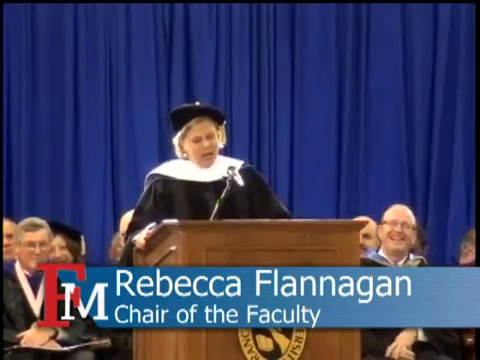 Spring 2017 Commencement Address