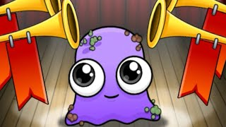 Moy 5-Virtual Pet Game/Upgrade Level to 102 Level up faster/Most Gameplay makeover for kid #1