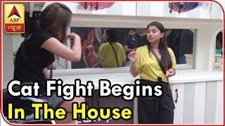 Bigg Boss 12: Cat-Fight BEGINS In The House; Roshmi CRIES | ABP News