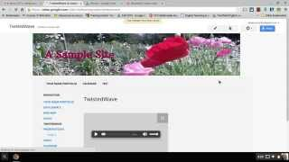 Embed MP3 from Google Drive to Sites or Blogger