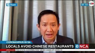 Locals avoid Chinese restaurants