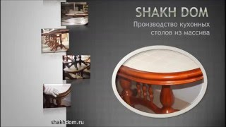 Столы из массива с керамической плиткой(Производство в Московской области. Столы из массива с керамической плиткой. Маржинальность 30-50% (по среднес..., 2016-05-06T10:16:58.000Z)