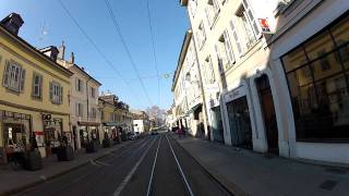 In the city with GoPro Carouge Genève