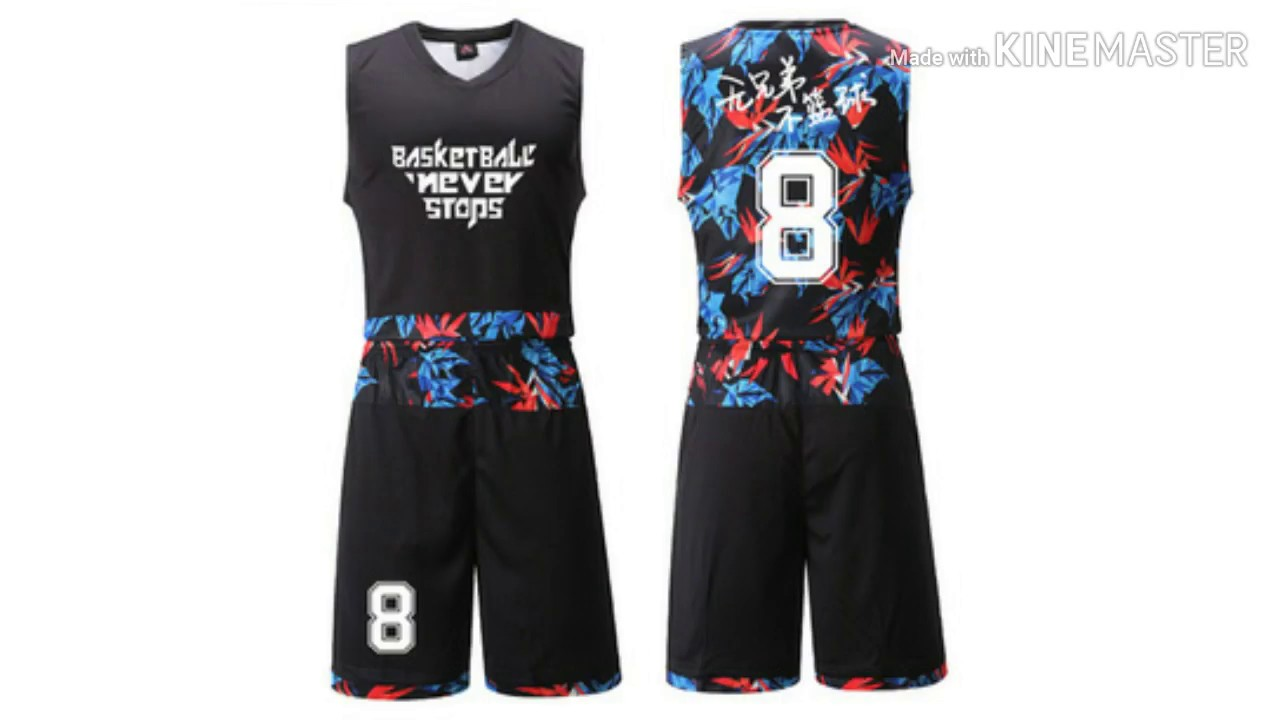 Basketball Jersey Exporters In India