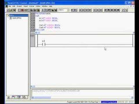 Twincat 3: how to setup plc and visualization youtube.