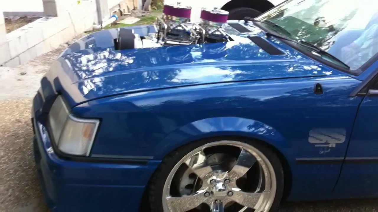 Ru Cut Blown Vk Blue Meanie Going For A Drive Youtube