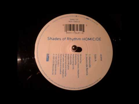 Shade Of Rhythm - Homicide