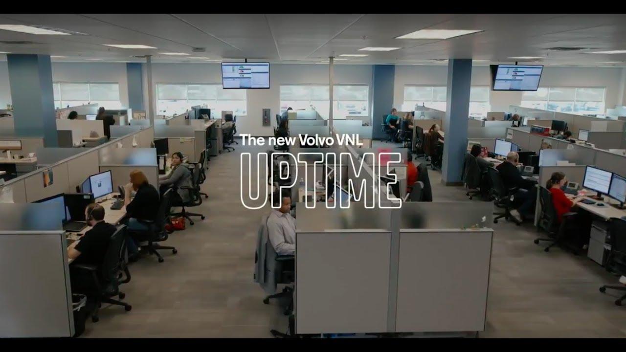Volvo Trucks  U2013 Explore The Best Uptime Services In Trucking