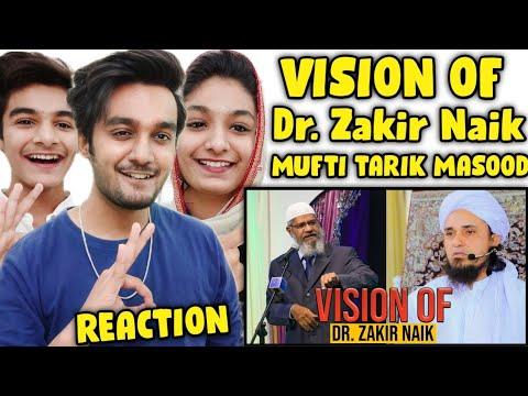 Download Indian Reaction   Mufti Tariq Masood Ka Lajawab Bayan   Dr Zakir Naik Ka Vision